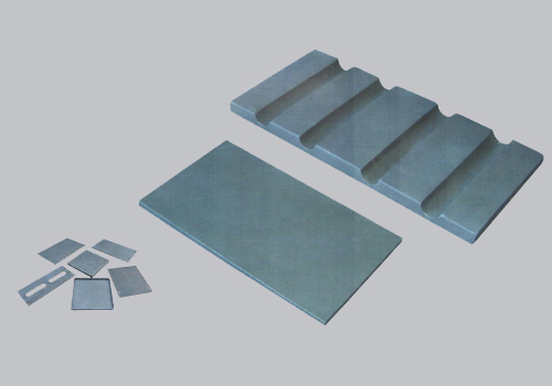 Silicon Carbide ceramic lining tile