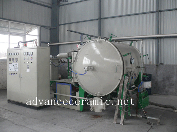 reaction bonded silicon carbide sintering furnace