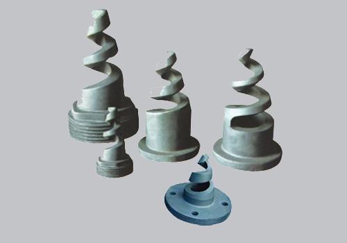 silicon carbide ceramic Spiral nozzle
