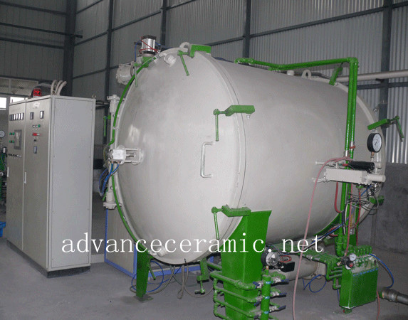 sintered silicon carbide furnace