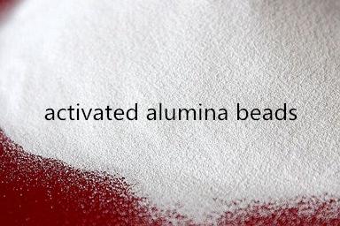 activated alumina beads