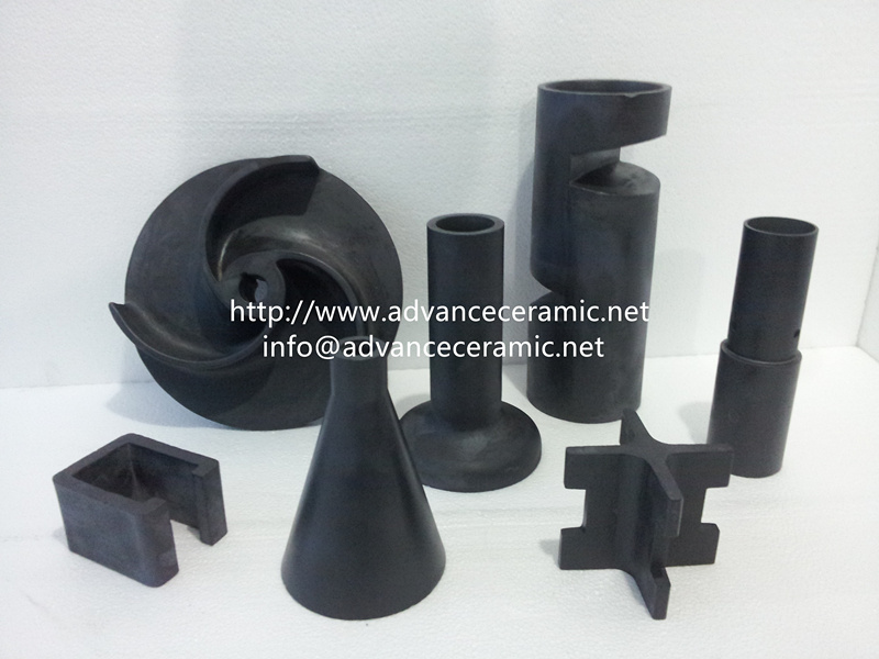 reaction bonded silicon carbide