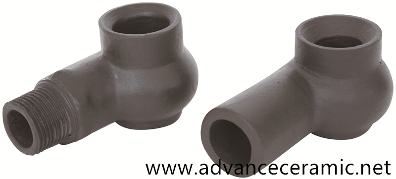 reaction bonded silicon carbide nozzle